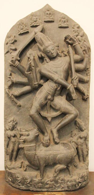 An Image of Nataraja Siva