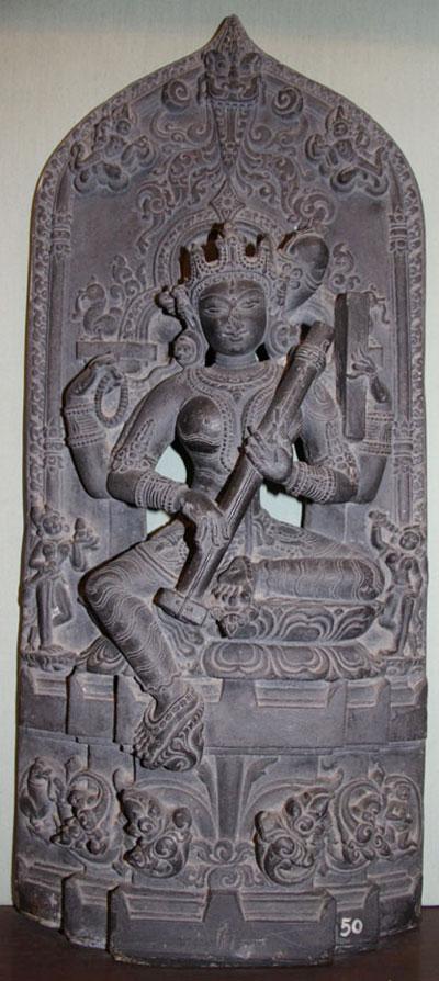 An Image of Sarasvati