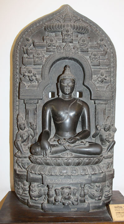 An image of the Dhyani Buddha