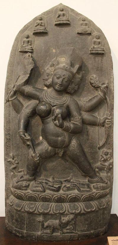 An Image of Parnasavari