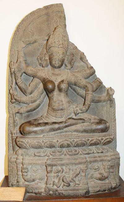 An image of Bhrkuti Tara
