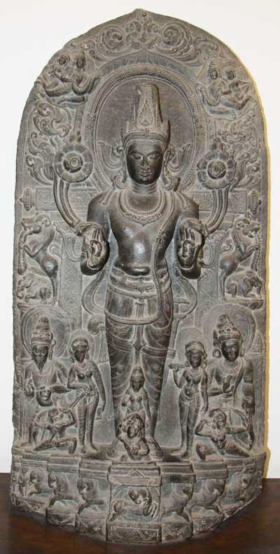 An Image of Surya
