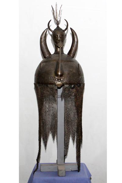 Khulah Khud (Helmet) of Emperor Shah Abbas the Great (c. 1587-1628 A.D.)
