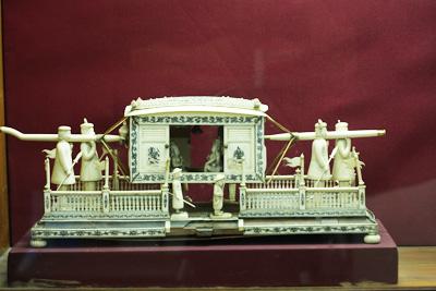 Model of a Palanquin